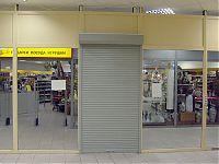 ролеты для бутиков и торговых залов