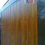 Распашные ворота doorhan Форест Парк