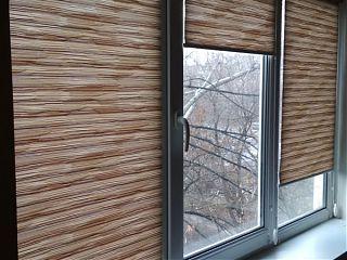 жалюзи бамбук