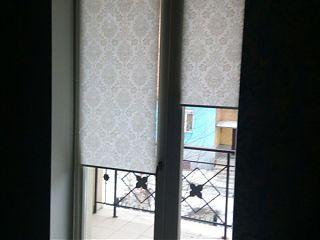 рулонные шторы для гостинной