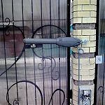 Автоматика для распашных ворот TAU Италия