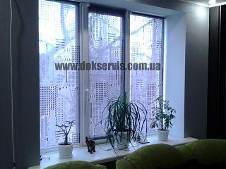 ролеты тканевые на окна