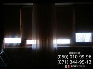 Рулонные шторы Донецк, Купить рулонные шторы