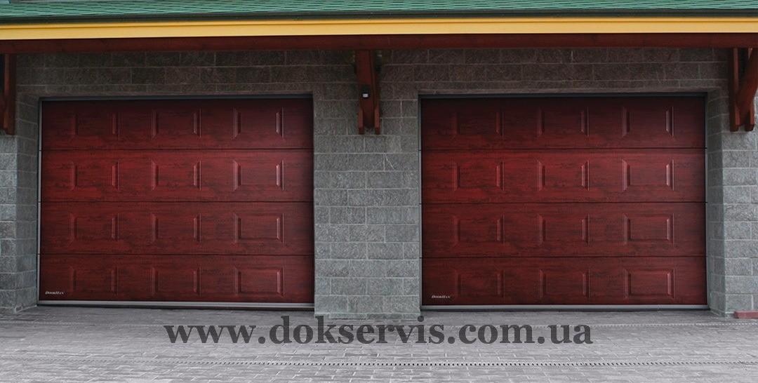 Ворота гаражные Донецк, купить ворота Донецк