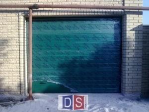 Ворота секционные (автоматические ворота)