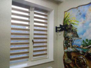 Рулонные шторы, смотреть готовые работы