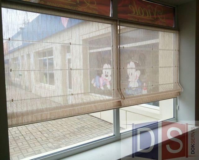 Римские шторы Донецк, римские шторы купить в Донецке