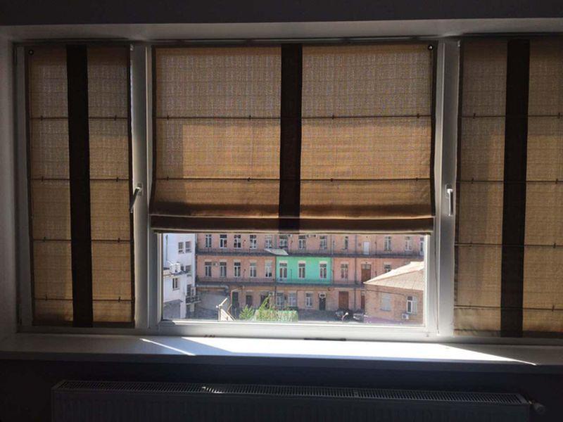 Римские шторы Донецк, римские шторы купить