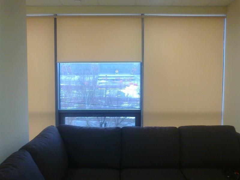 Рулонные шторы система вал 32мм, ролеты на окна до 3м