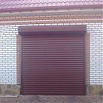 Ролеты в гараж