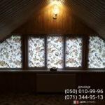 Фото рулонные шторы