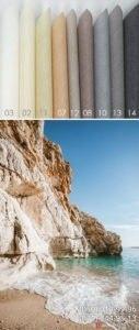Новая ткань для рулонных штор